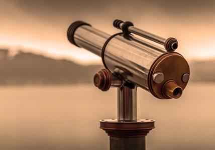 望遠鏡、ビジョン