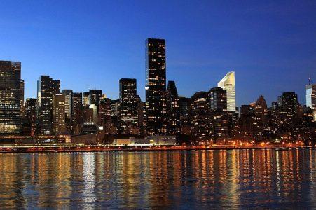 都市、夜景