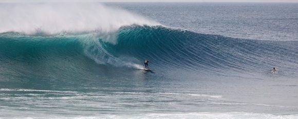 海、サーフィン