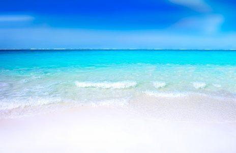 海、砂浜、ビーチ