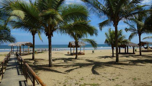 ビーチ、砂浜