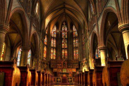 大聖堂、教会