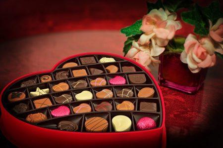 バレンタイン、チョコレート