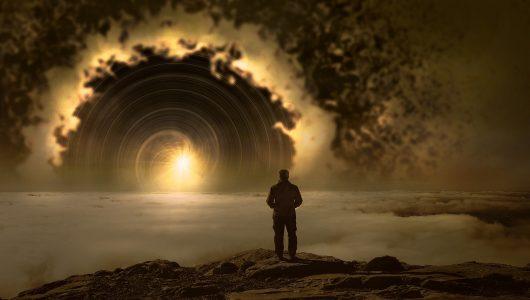 夢、トンネル、光